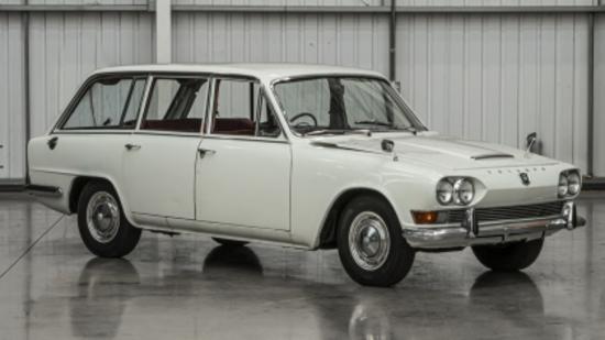 1966 Triumph 2000 Estate