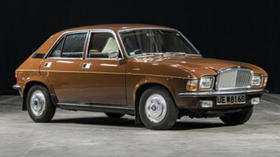 1978 Austin Allegro Vanden Plas 1500