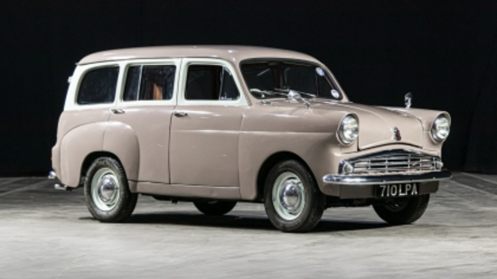 1959 Standard Ten Companion