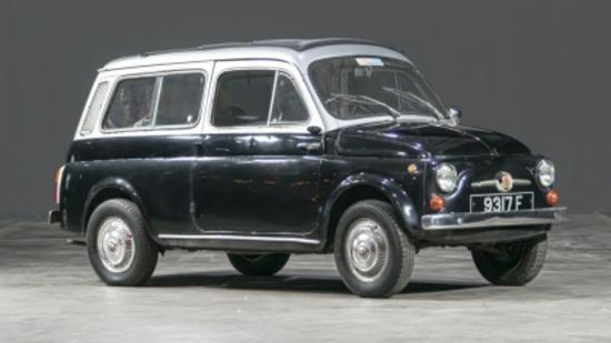 1967 Fiat 500 Giardiniera Estate (Type 120)