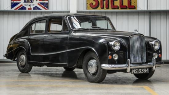 1958 Austin Princess IV DS7