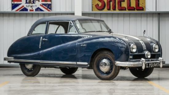 1951 Austin A90 Atlantic Sports Saloon