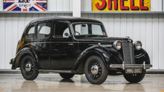 1946 Austin 10 Series 2