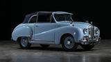 1954 Austin A40 Somerset Convertible