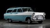 1960 Ford Consul Mk II Farnham Estate (204E)