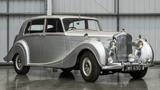 1949 Bentley MkVI Mulliner Lightweight Aluminium Saloon