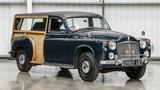 1960 Rover P4 100 Woodie Estate