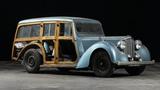 1947 Alvis TA14 Barnard Woodie