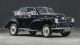 1952 Morris Series MM (Highlight) Convertible