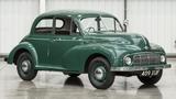 1949 Morris MM Two-door Saloon (Lowlight)