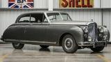 1949 Bentley MkVI two-door Coupe with