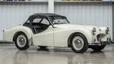 1954 Triumph TR2 'Long Door'