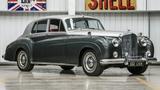 1958 Bentley S1 Standard Steel Saloon