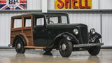 1935 Austin 10 'Woodie' Project