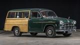 1955 Morris Oxford Series II Woodie