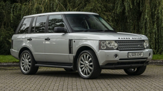 2005 Range Rover Vogue 4.4 V8