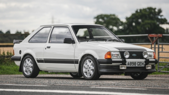 1983 Ford Escort RS1600i