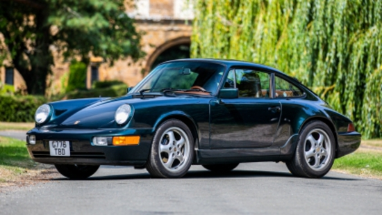 1990 Porsche 911 (964) Carrera 2 Coupe - Manual