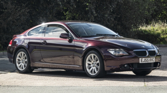 2005 BMW 630i Coupe (E63)