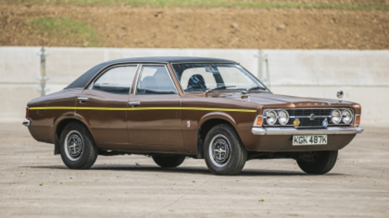 1971 Ford  Cortina 2000 GT