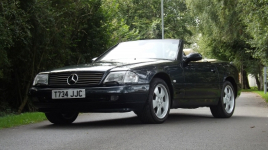 1999 Mercedes-Benz SL320 (R129)