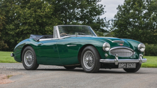1964 Austin Healey 3000 Mk III (BJ8) Phase 1