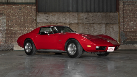 1974 Chevrolet Corvette C3 Stingray 5.7