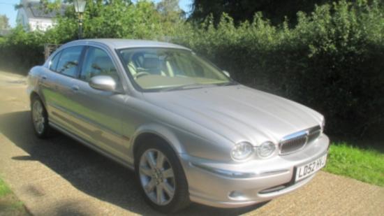 2002 Jaguar X-Type 3.0 V6 SE AWD