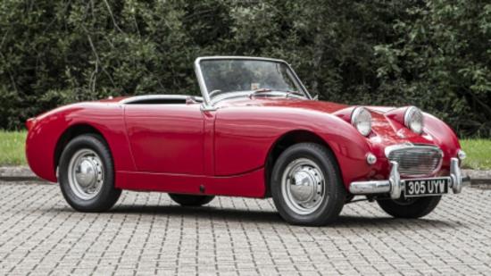 1960 Austin Healey Mk1 Sprite