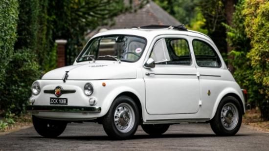 1964 Fiat Abarth 595