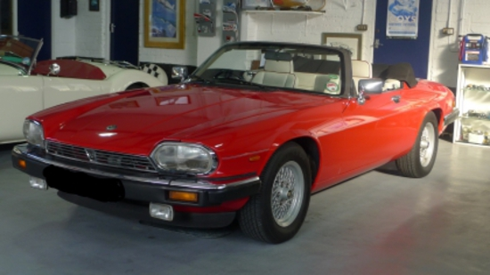 1988 Jaguar  XJ-S HE Convertible V12 5.3