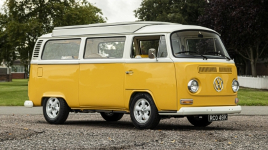 1972 Volkswagen T2 Bay Window Devon Conversions Campervan