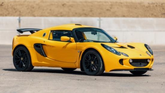 2005 Lotus Exige S2