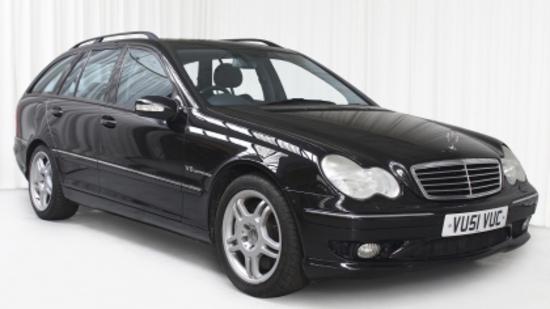 2001 Mercedes-Benz C32 AMG Kompressor (W202) Estate