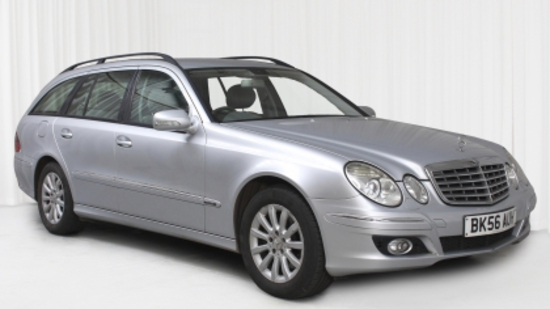 2006 Mercedes-Benz E320 CDI Elegance Estate