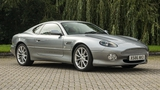 2000 Aston Martin DB7 V12 Vantage Manual