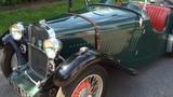 1934 Singer Nine Le Mans
