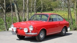 **REGRETFULLY WITHDRAWN**1965 Fiat 850 Coupe