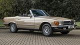1981 Mercedes-Benz 280SL (R107)