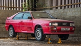 1985 Audi Quattro UR Turbo 10v