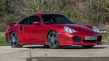 2002 Porsche 911 (996) Turbo