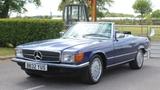 1985 Mercedes-Benz 500SL (R107)