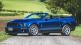 2007 Ford Mustang GT500 Shelby Convertible