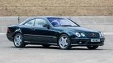 2000 Mercedes-Benz CL600