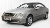 2004 Mercedes-Benz  CLK240 Elegance (C209)