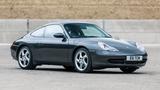 1998 Porsche 911 (996) C4 Manual