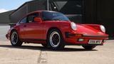 1986 Porsche 911 Carrera Sport Coupe