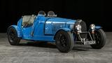 1980 Teal Bugatti Type 35