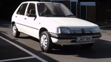 1992 Peugeot 205 Automatic