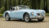 1961 MGA Roadster 1600 Mk2